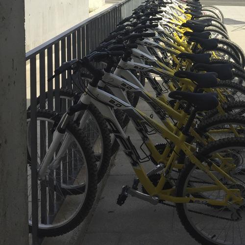 alquiler bicicletas en alcala de guadaira